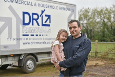 Home Removals in Evesham