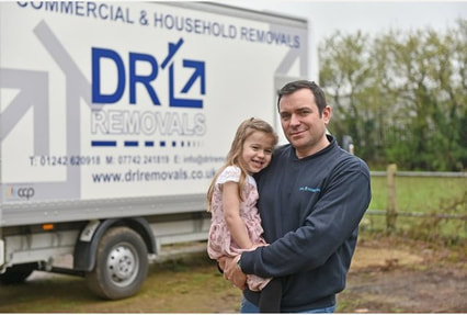 About DRL Removals LTD